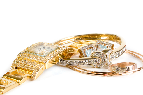 Gold watches and rings - cash for gold jewelry store