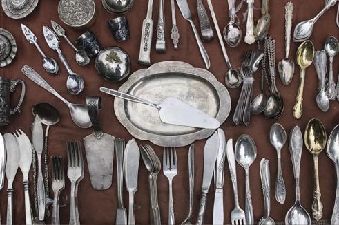 Sterling silverware plate marks - sterling silver flatware