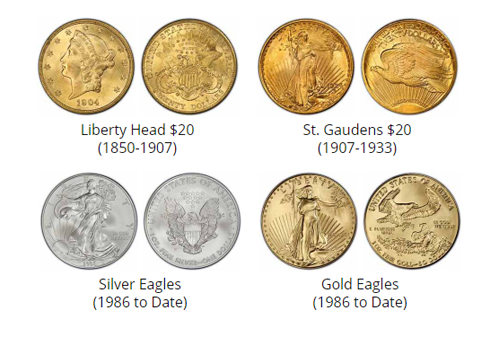 $20 gold bullion coins - coin buyers near me