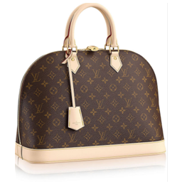 A Louis Vuitton Luxury Hand Bag - what we buy