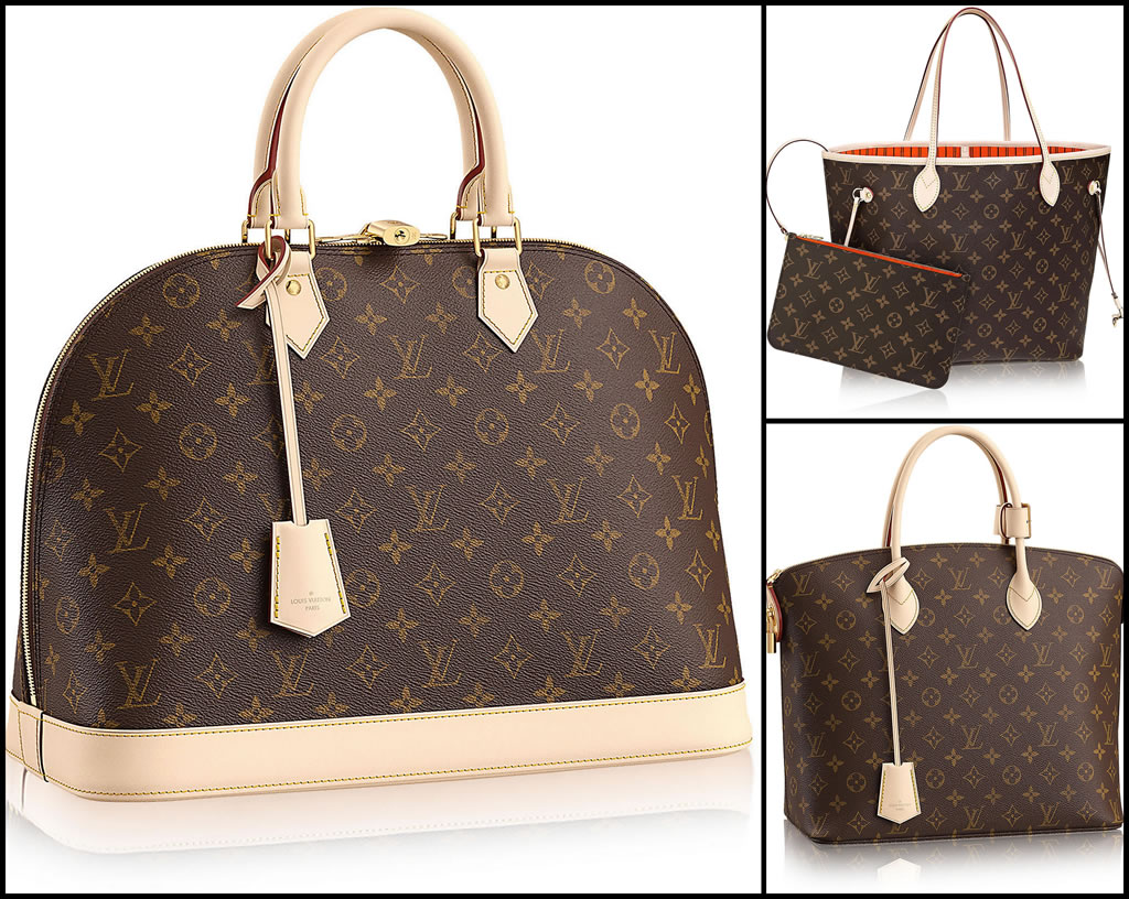 Image of a Louis Vuitton Hand Bag - sell louis vuitton hand bags