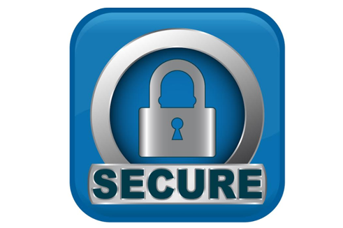 Secure lock icon image - how pawn loans work