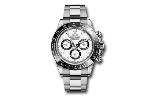 Dark silver rolex watch - luxury watch buyers